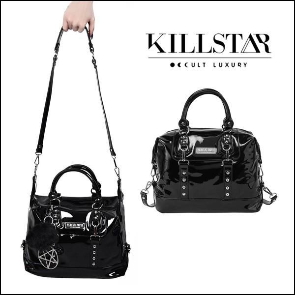 【予約】KILLSTAR キルスター Jessie Handbag [GLOSS] ハンドバッグ