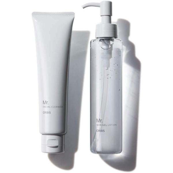 セット買いオルビス(ORBIS) ミスター スキンジェルローション 詰替 150mL メンズ用オールインワン化粧水 & ORBIS(オルビス|quad-store|08