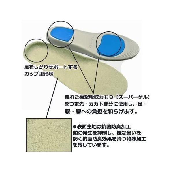 ウェルウォーク インソール S(22.0~24.0cm) 700|quad-store|04