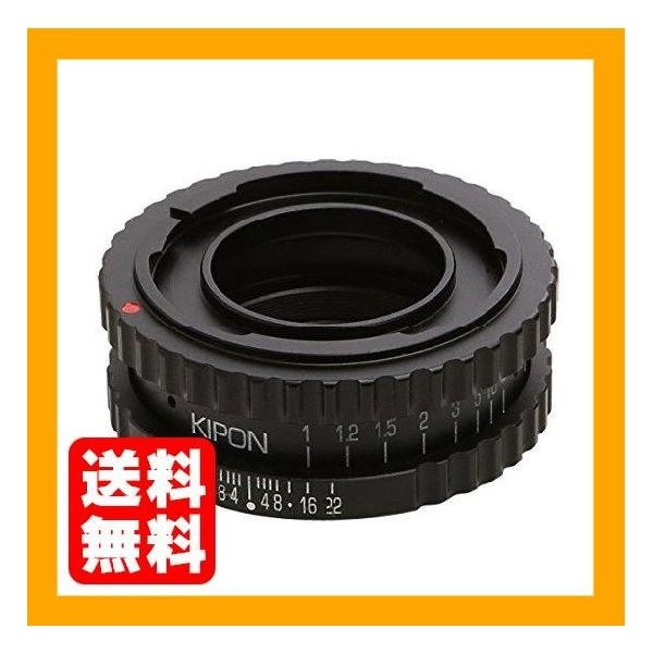 KIPON マウントアダプター PROMINENT-L39 (ボディ側:ライカL/レンズ側:プロミネント 内爪) PROMINENT-L39