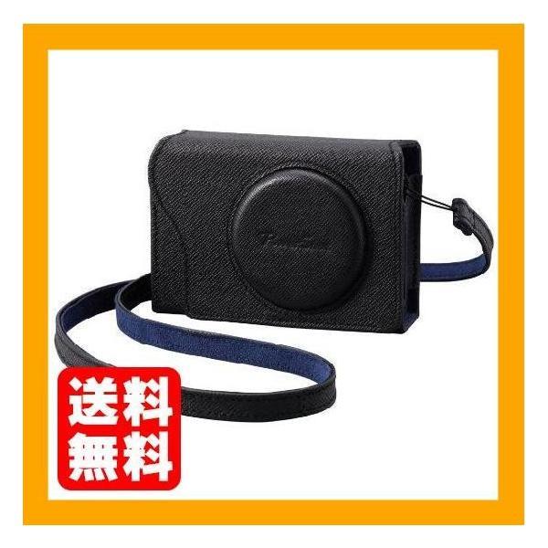 Canon ソフトケース CSC-S3(ブラック) CSC-S3BK 対応機種 PowerShot S120/S200