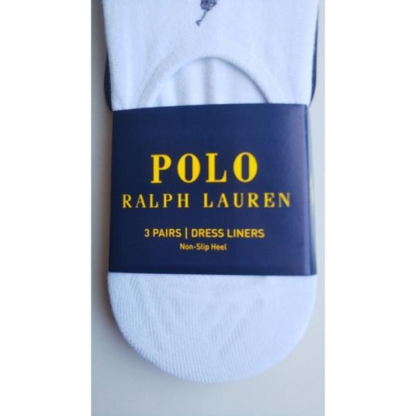 靴下 メンズ ポロラルフローレン フットカバー LT.WEIGHT LINER 3足 セット 25cm〜28cm|qualitylife|05