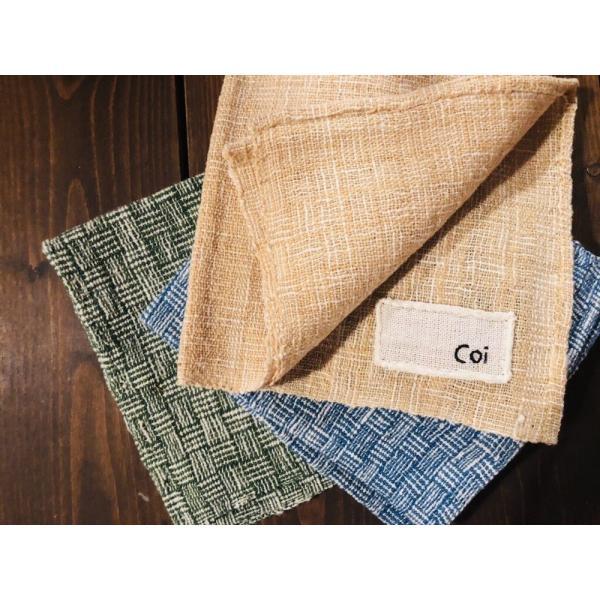 ラオス商品ブランド「Coi」大判ハンカチ|quatro-select|02