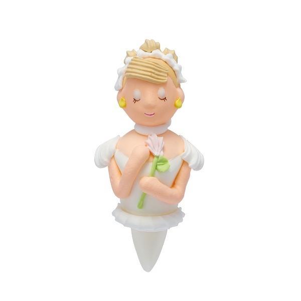 生用 ドレスドール・プリンセス2 ケーキトッピング用 材料 ※2枚目の写真が使用例です。