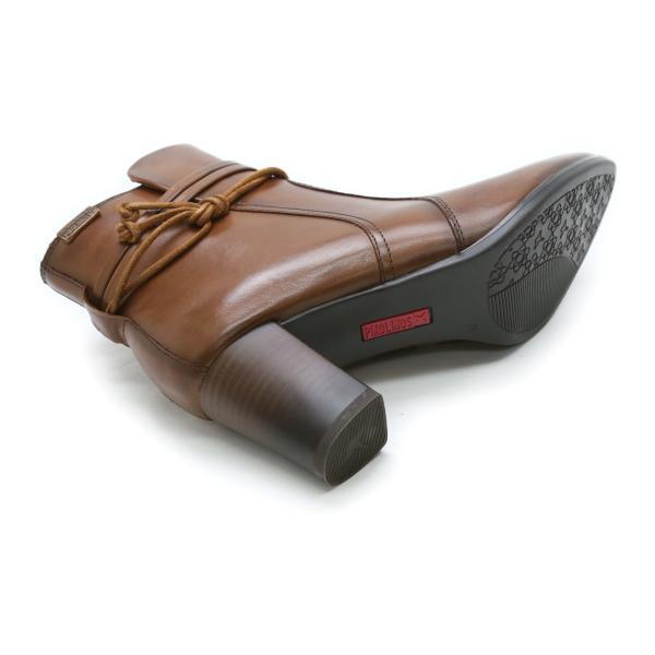 ピコリノス PIKOLINOS レディース ブーツ w3n-8955br ブラウン ヴィエナ 正規通販