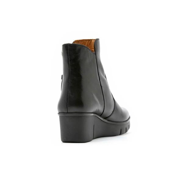 ピコリノス PIKOLINOS レディース ブーツ w9u-8673bk ブラック バレルマ 正規通販