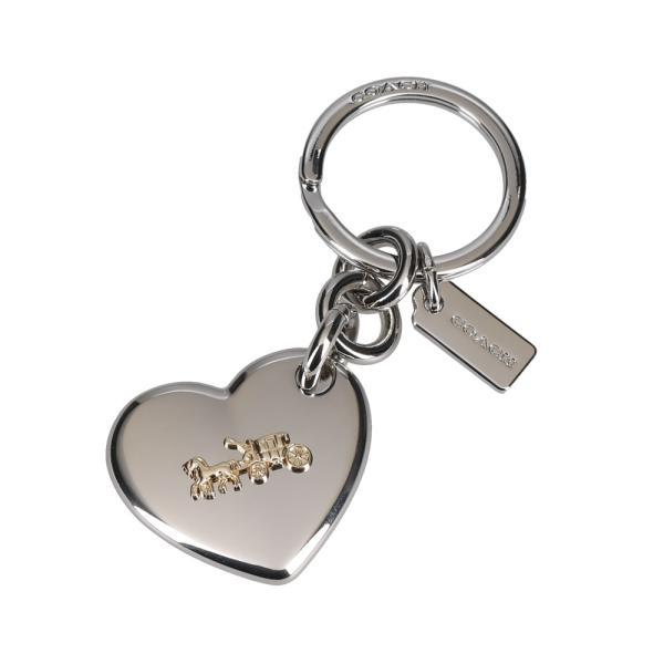 [コーチ] キーホルダー バッグ チャーム キー フォブ COACH Gold Bag Charm Keychain key fob F35133 SV/SV