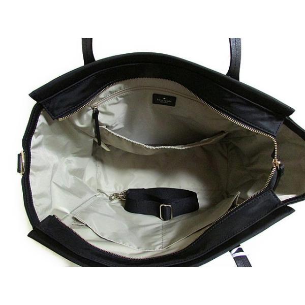 ケイトスペード マザーズバッグ kate spade バック Taden Baby Bag (WKRU3524) Blake Avenue black