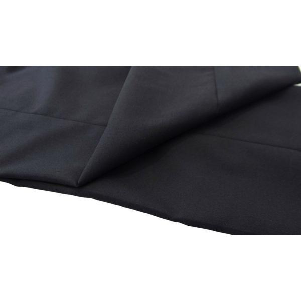 メンズ パンツ スカート 黒 ファッション メンズスカート ブラック スカート付き S サイズ 44|queenandking|05