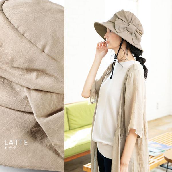 帽子 レディース 夏 夏用 大きいサイズ UV UVカットつば広 小顔効果抜群 サイドリボンQueenハット 日よけ 折りたたみ 女優帽 自転車 飛ばない|queenhead|13