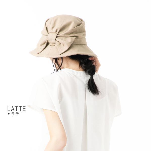 帽子 レディース 夏 夏用 大きいサイズ UV UVカットつば広 小顔効果抜群 サイドリボンQueenハット 日よけ 折りたたみ 女優帽 自転車 飛ばない|queenhead|14