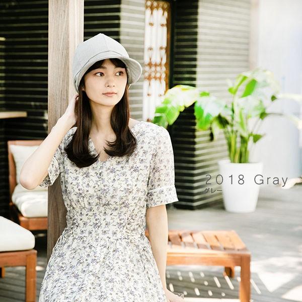 小顔効果抜群 UV 帽子 レディース 夏 大きいサイズ  紐調整 キャスケット ひも UVカット sale セール 紫外線100%カット queenhead 11