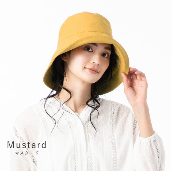 セール 1000円 つば広 UVカット  UV 帽子 レディース 大きいサイズ 綿麻ナチュラルブリム ハット 日よけ 折りたたみ 女優帽  飛ばない 春 夏|queenhead|12