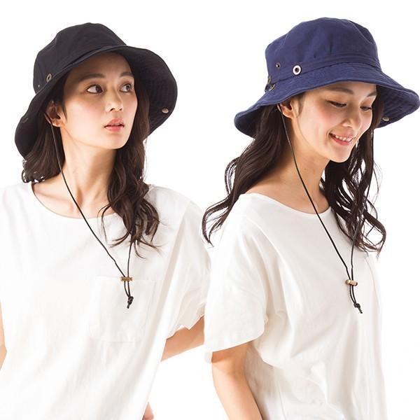 セール1000円 帽子 レディース メンズ  56-64 cm 3サイズサファリハット UVカット 大きいサイズ つば広 UV 日よけ 折りたたみ 自転車 飛ばない 春 夏|queenhead|02
