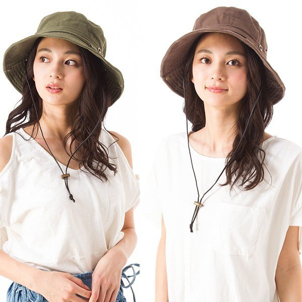 1000円 セールSALE ポッキリ 3サイズサファリs19 UV 紫外線対策 帽子 レディース 大きいサイズ 日よけ ※訳あり queenhead 11