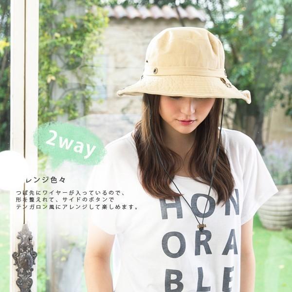 1000円 セールSALE ポッキリ 3サイズサファリs19 UV 紫外線対策 帽子 レディース 大きいサイズ 日よけ ※訳あり queenhead 17