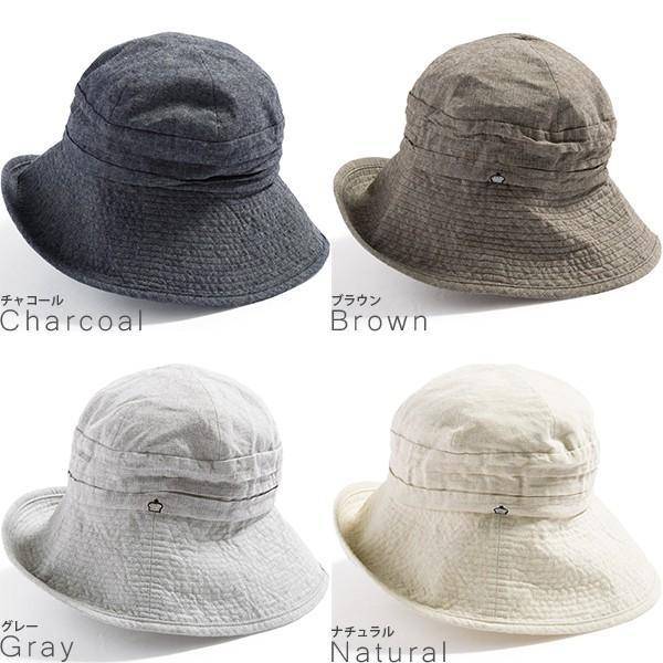 帽子 レディース 夏 夏用 大きいサイズ UV UVカット つば広 エレガントUVハット 日よけ 折りたたみ 女優帽 自転車 飛ばない 56-63cm|queenhead|03