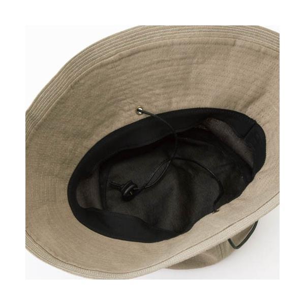 こんな帽子を探してた UV ハット 帽子 レディース 大きいサイズ 日よけ 折りたたみ つば広 自転車 飛ばない UVカット 春 夏 56-63cm 紐付きフレンチHAT queenhead 14