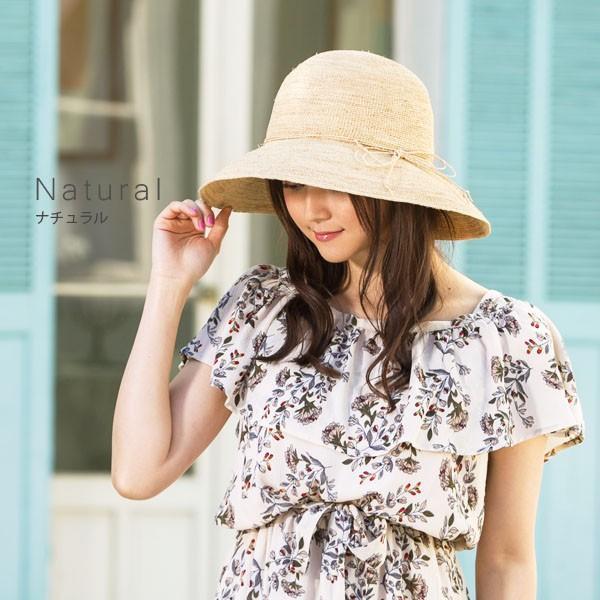 細編みラフィアHAT 帽子 レディース 夏 夏用 つば広 UV UV対策 麦わら 折りたたみ UVカット 56-63cm 商品名 3サイズ細編みラフィア100%HAT|queenhead|13