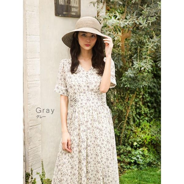 細編みラフィアHAT 帽子 レディース 夏 夏用 つば広 UV UV対策 麦わら 折りたたみ UVカット 56-63cm 商品名 3サイズ細編みラフィア100%HAT|queenhead|05