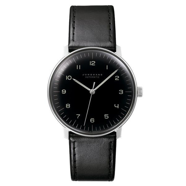 027 3400 00 ユンハンス Max Bill by Junghans Automatic メンズ腕時計 国内正規品 送料無料   quelleheure-1