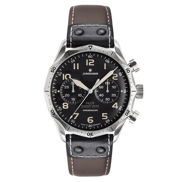 027 3593 00 ユンハンス Meister Pilot 限定150本 メンズ腕時計 国内正規品 送料無料   quelleheure-1