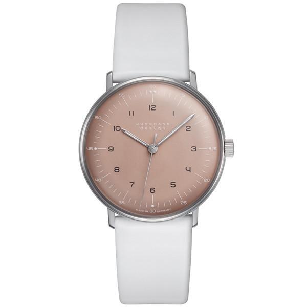 027 3601 00 ユンハンス Max Bill  Hand Wind  メンズ腕時計 国内正規品 送料無料  |quelleheure-1
