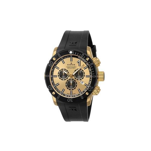 EDOX エドックス クロノオフショア1 スペシャルエディション クロノグラフ メンズ腕時計 送料無料 10221-37J5-DIN5  |quelleheure-1