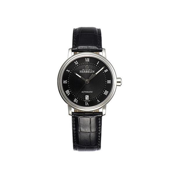 24回払いまで無金利 1643/14  MICHEL HERBELIN [ミッシェル・エルブラン]  メトロポール メンズ腕時計 国内正規品 送料無料  |quelleheure-1