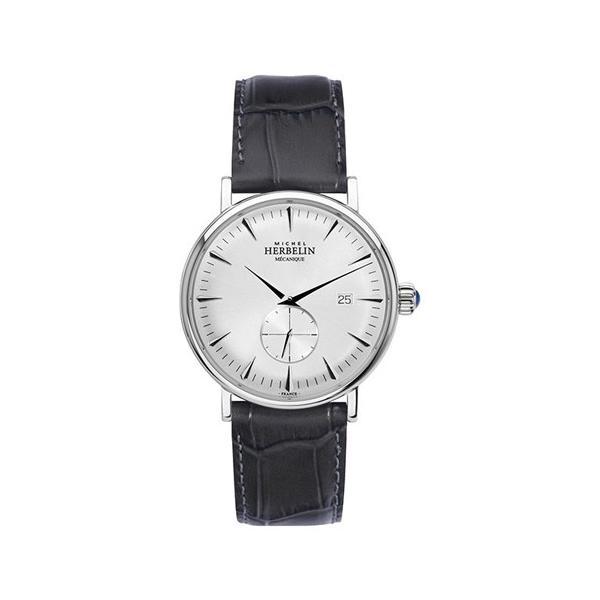MICHEL HERBELIN ミッシェル・エルブラン インスピレーション1947 手巻き メンズ腕時計 1947/11GR  |quelleheure-1