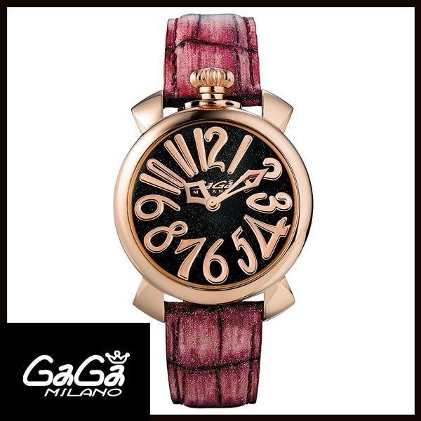 5221.01 GAGA MILANO ガガミラノ MANUALE 40MM STARDUST レディース腕時計 国内正規品 送料無料