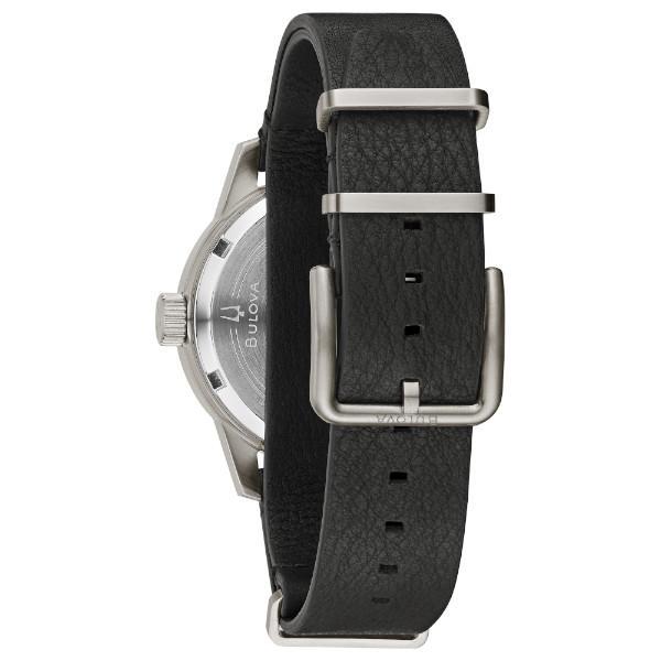 正規品 BULOVA ブローバ Military 自動巻き メンズ腕時計 送料無料 96A246|quelleheure-1|04