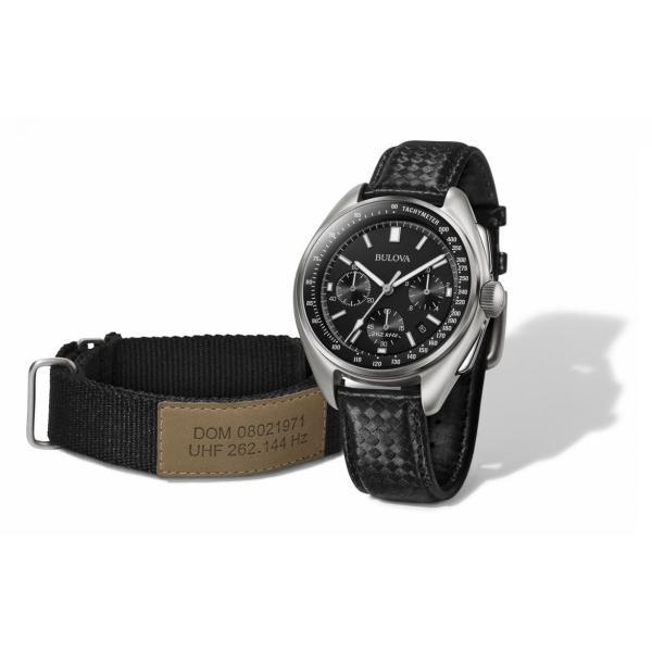 96B251 BULOVA ブローバ ムーンウォッチ  メンズ腕時計 国内正規品 送料無料  |quelleheure-1|03