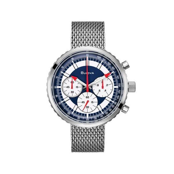 96K101 BULOVA CURV ブローバ   Chronograph C 〔クロノグラフ C 〕 メンズ腕時計 正規品 送料無料   quelleheure-1