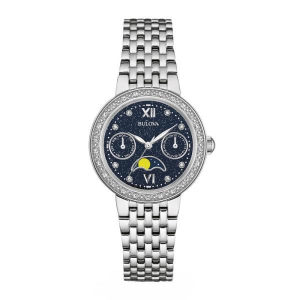 96R210 BULOVA[ブローバ]DIAMONDS [ダイヤモンド] レディース腕時計 国内正規品 送料無料   quelleheure-1