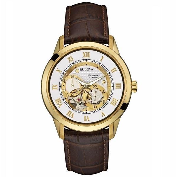 97A121 BULOVA[ブローバ] Automatic メンズ腕時計 国内正規品 送料無料   quelleheure-1