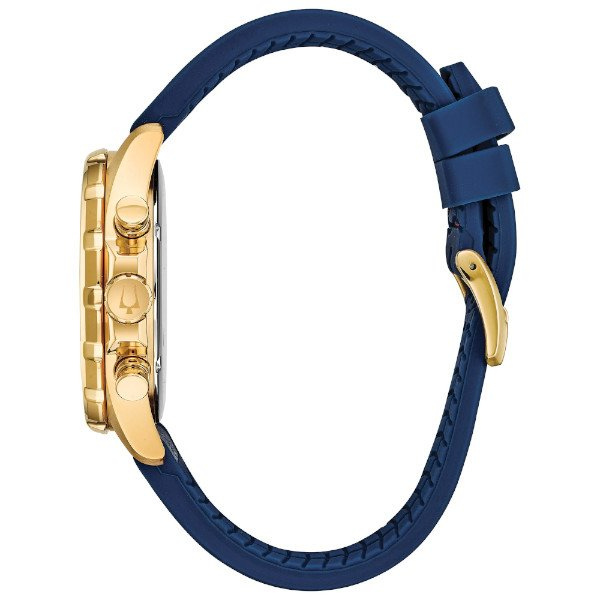 正規品 BULOVA ブローバ Marine Star クオーツ メンズ腕時計 送料無料 97B168|quelleheure-1|03