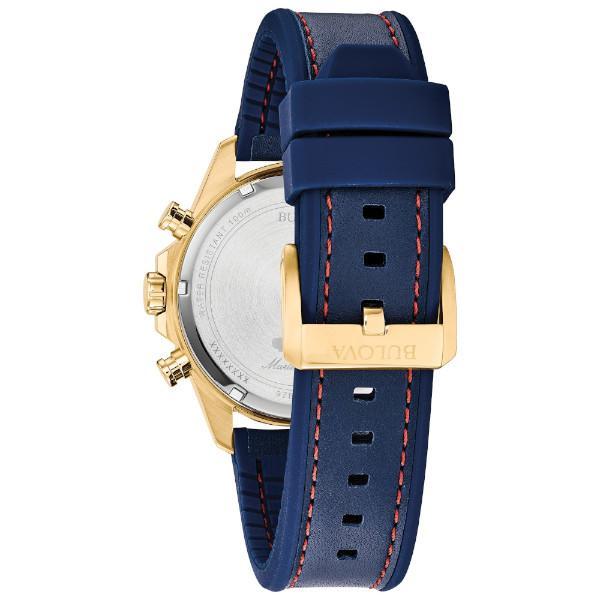 正規品 BULOVA ブローバ Marine Star クオーツ メンズ腕時計 送料無料 97B168|quelleheure-1|04