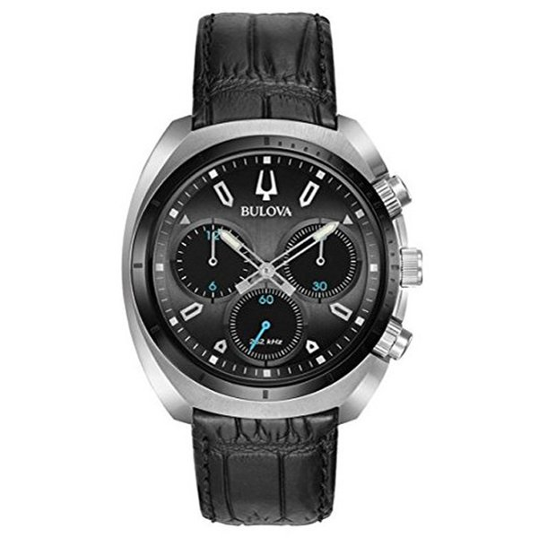 98A155 BULOVA CURV ブローバ  カーブ クロノグラフ メンズ腕時計 正規品 送料無料   quelleheure-1
