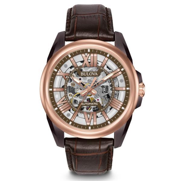 98A165  BULOVA[ブローバ] Automatic   メンズ腕時計 国内正規品  送料無料  |quelleheure-1