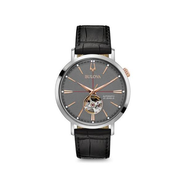 98A187  BULOVA[ブローバ] Classic Automatic メンズ腕時計 国内正規品  送料無料  |quelleheure-1