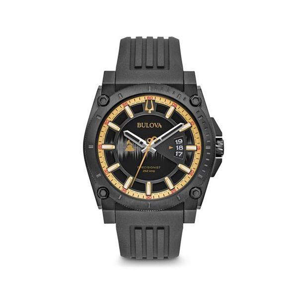 国内正規品 BULOVA ブローバ PRECISIONIST プレシジョニスト メンズ腕時計 送料無料 98B294  |quelleheure-1