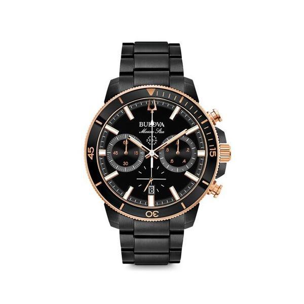 国内正規品 BULOVA ブローバ Marine Star マリンスター メンズ腕時計 送料無料 98B302  |quelleheure-1