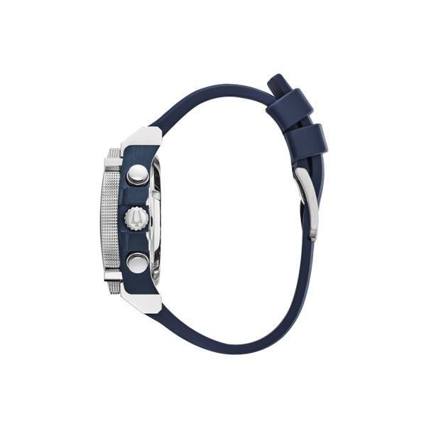 BULOVA ブローバ プレシジョニスト クロノグラフ クォーツ メンズ腕時計 98B315  |quelleheure-1|02