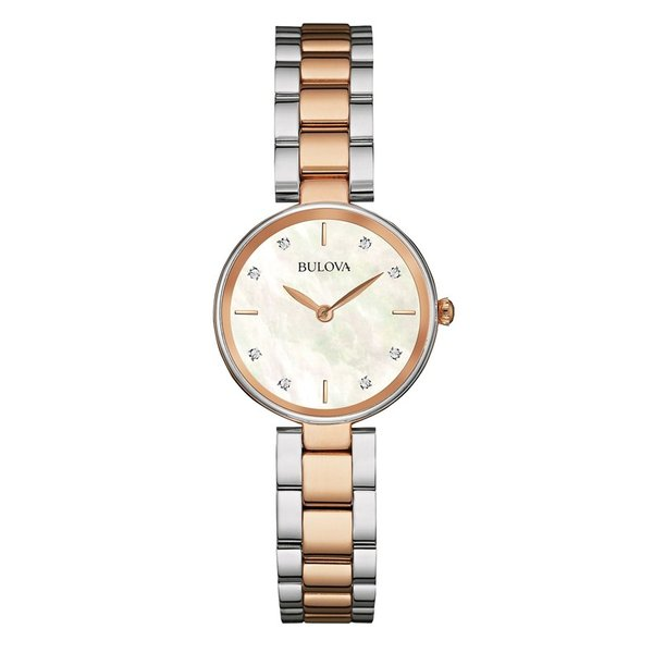 98S147 BULOVA[ブローバ]DIAMONDS [ダイヤモンド] レディース腕時計 国内正規品 送料無料  |quelleheure-1