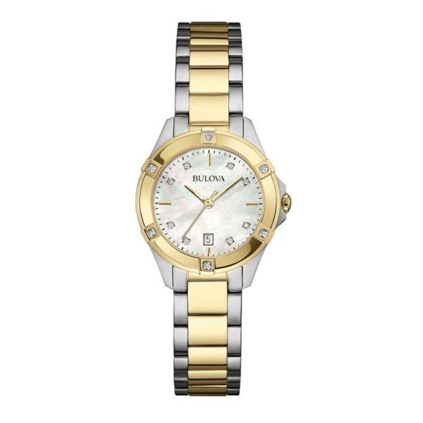 98W217 BULOVA[ブローバ]DIAMONDS [ダイヤモンド] レディース腕時計 国内正規品 送料無料   quelleheure-1