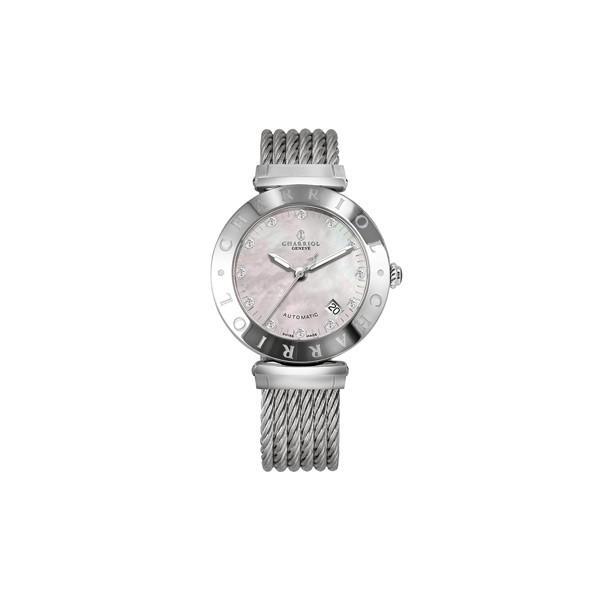 AMAS.51.A002 CHARRIOL シャリオール ALEXANDER C レディース腕時計 国内正規品 送料無料  |quelleheure-1