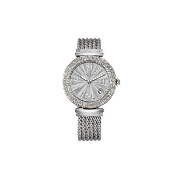 AMSD.51.001 CHARRIOL シャリオール ALEXANDER C レディース腕時計 国内正規品 送料無料  |quelleheure-1