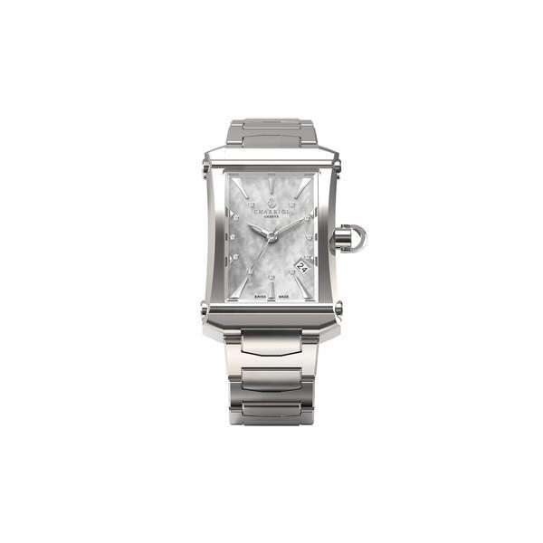 CORMS.920.003 CHARRIOL シャリオール COLVMBVS CINTERE CONVEXE レディース腕時計 国内正規品 送料無料  |quelleheure-1