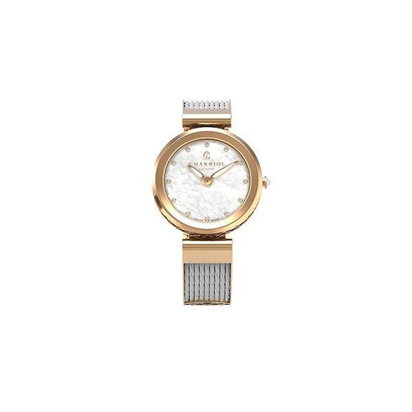 FE32.104.006 CHARRIOL シャリオール FOREVER レディース腕時計 国内正規品 送料無料  |quelleheure-1